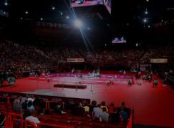 آموزش تنیس روی میززیر نظر مربی درجه۱ملی و سطح ۱ جهانی
