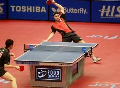 دوره های آموزشی تنیس روی میز پینگ پنگ درتهران